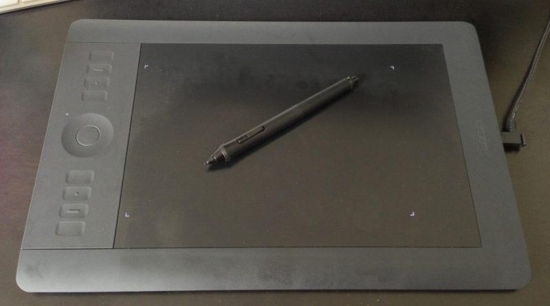 tablette graphique paramétrage
