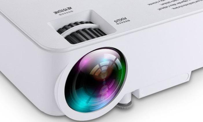 fonctionnement mini video projecteur