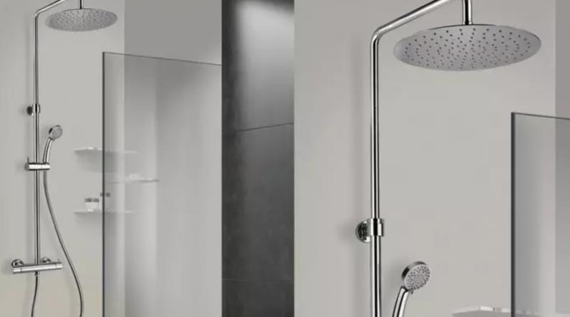 la bonne colonne de douche